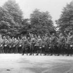La truppa giura alla mobilitazione generale (fonte: Swiss Archives)
