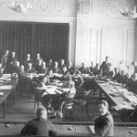 Conferenza per il disarmo a Ginevra (1932 - fonte: Swiss Archives)
