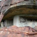 Feritoia del fortino di Cima di Lago 1
