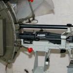 Cima di Lago 1 - mitragliatrice su affusto