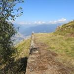 Alpe delle Lagonce: strada militare