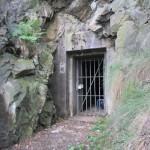 Entrata del fortino di Cima di Lago 1
