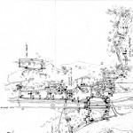 Piano dei passaggi Lodrino (fonte: Inventario ADAB 1998)