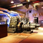 Spazio tematico Energia (fonte: Fondazione Sasso San Gottardo)