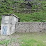 Entrata superiore del forte