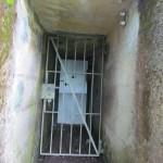 Cancello d'entrata inferiore del forte