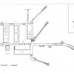 Planimetria del forte (fonte: inventario ADAB 1998)
