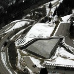 Veduta aerea del Forte Airolo (foto: Paolo Germann)