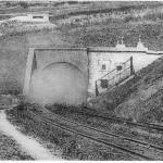 San Gottardo, difesa del portale della galleria ferroviaria di Airolo (fonte: Swiss Archives)